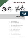 Bycycle manual