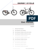 Bycycle manual