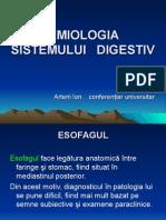 Semiologia AP. Digestiv