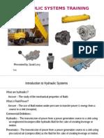 Hydraulics Training Presentation