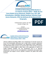 Scalable Software Defined Networking Market