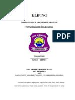KLIPING PERTAMBANGAN 01