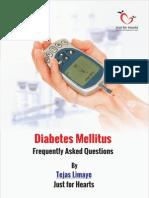 Diabetes - FAQs