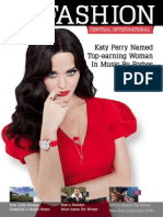 Fashion Central International Magazine December Issue 2015