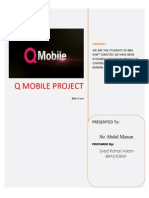 Q Mobile by Rohail