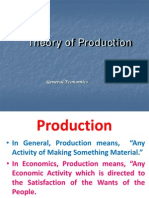 16792Theory of Production