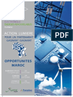 Brochure Opportunité Maroc