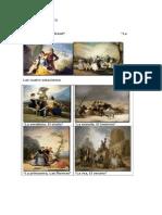 Pinturas Goya