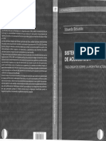 BASUALDO, E. - Sistema Politico y Modelo de Acumulacion (Tercer Ensayo)