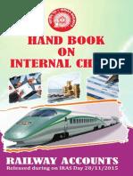 Railway Hand Book on Internal Checks