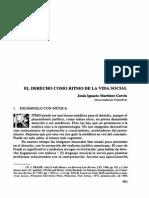 García, J.I.M., 2002. El Derecho Como Ritmo de La Vida Socal.