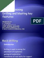 k.v.ramana ,Deilling and Blasting