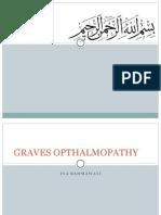 GRAVES OPTHALMOPATHY.pptx