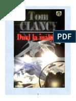 Tom Clancy - Duel La Inălţime Vol. 1