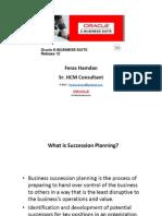 Succession planing demo