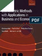 Boek econometric methods with applications in business and economics.pdf