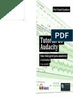 tutorial do audacity - Audio software