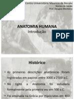 1 Anatomia Introdução