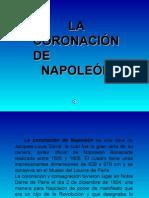 La coronacion de Napoleon