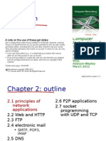 Networking -Application Layer