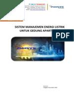 Proposal Manajemen Energi Listrik Untuk Gedung Apartemen by PT. Meisys Technology