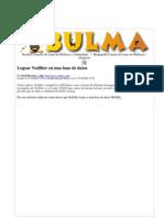 Logear Netfilter en una base de datos