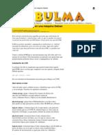 Como montar LVM en una máquina Debian