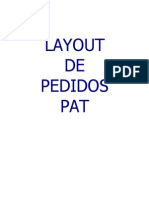 Layout Ticket PAT