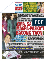 Pinoy Parazzi Vol 9 Issue 3 - December 9 - 10, 2015