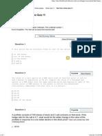 FINS 2624 QUIZ 11 Answers on PDF by Jono
