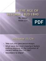 AP 28 Age of Reform