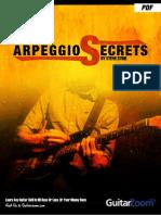 Arpeggios Secrets