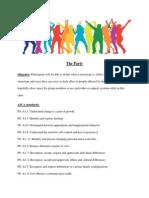 portfolio social lesson plans