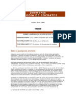 APOLOGIA+DE+SOCRATES.+JENOFONTE