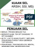 Kuliah - Biologi - PENUAAN SEL (Edit&Print)
