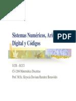 Sistema numricos aritmtica digital
