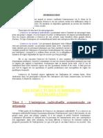 Cours de Droit Des Affaires - Deug 2Eme Année