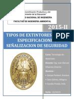 Tipos de Extintores y Usos- Señalizacion de Seguridad-epp