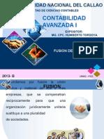246090093 Ppt Fusion de Sociedades
