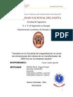 Monografia Transformador Trifasico de 3000KVA 1