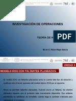 Inv de Operaciones Presentacion Clas 9