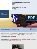 10 Shocking Facts About Taser-powerpoint