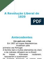 A Reolta Dos Liberais