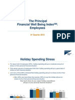 The Principal Financial Well Being Index