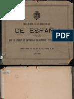 Carta General España (BDH BNE)