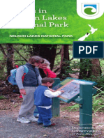 Nelson Lakes Short Walks Brochure