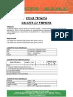 f.t. Galleta de Kiwicha