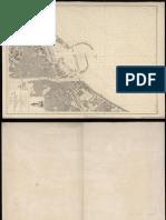 Plano Del Puerto de Málaga(BDH-BNE)0000013897