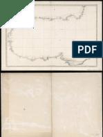 Carta Esferica de La Costa de España (BDH-BNE)