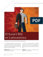 El Social Crm en Latinoamerica